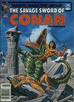Savage Sword of Conan Vol 1 77