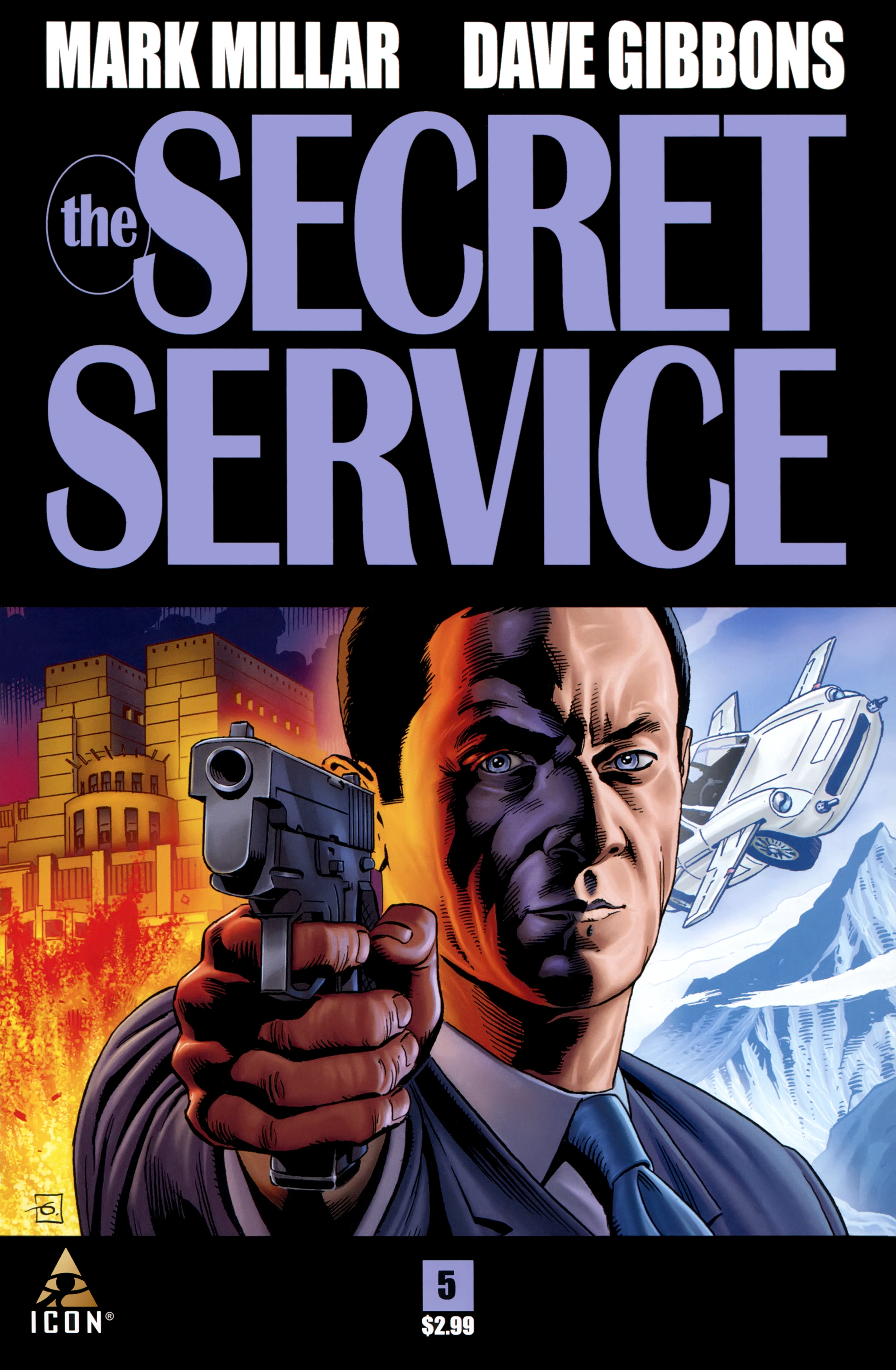 Secret Service Vol 1 5