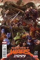 Secret Wars 2099 Vol 1 5
