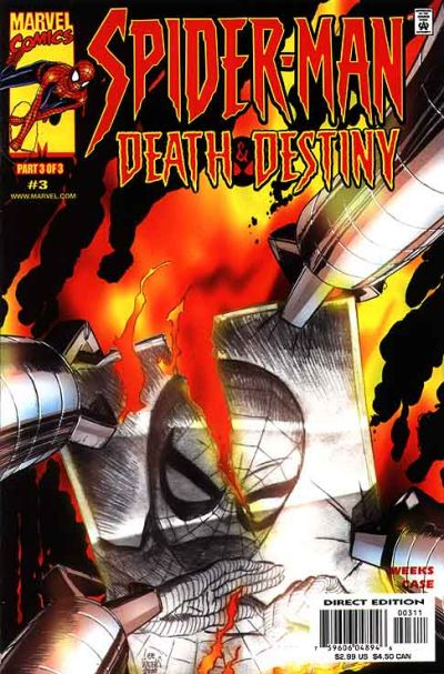 Spider-Man: Death and Destiny Vol 1 3