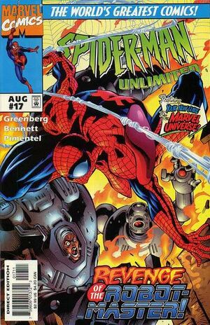 Spider-Man Unlimited Vol 1 17.jpg