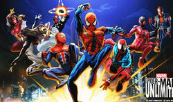 Spider-Men (Earth-TRN461) from Spider-Man Unlimited (video game) 123.jpg