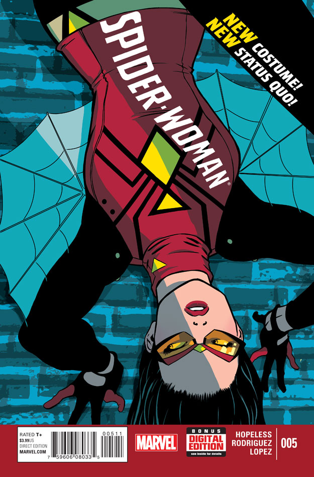 Spider-Woman Vol 5 5