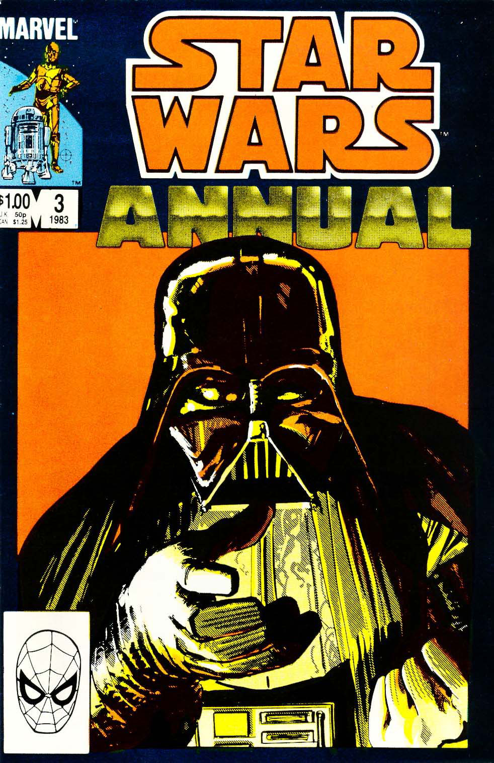 Star Wars Annual Vol 1 3