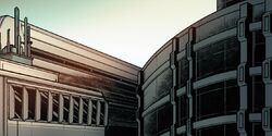 Stark Industries Industrial Complex (Dover) from Invincible Iron Man Vol 1 593 001.jpg