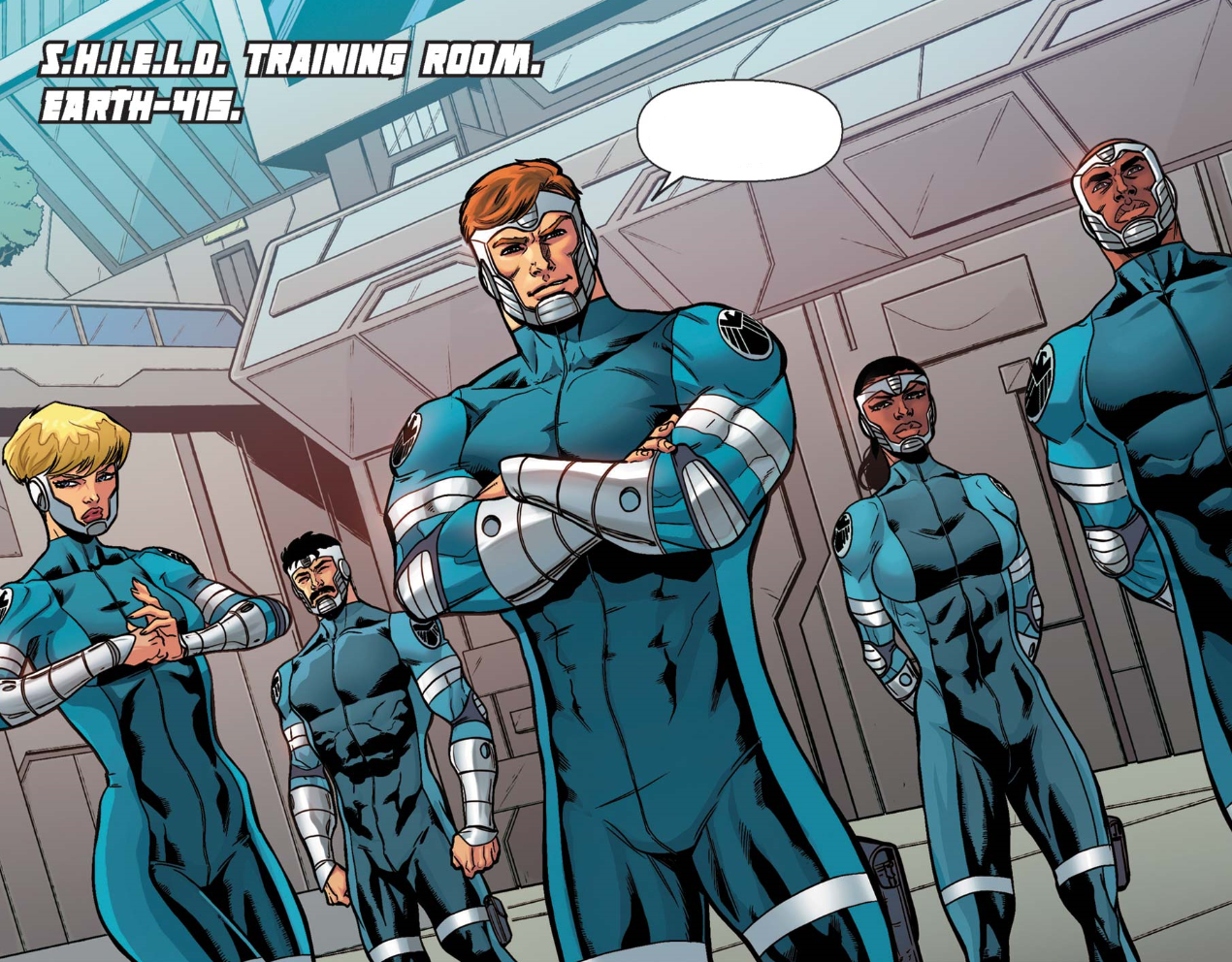 Strategic Homeland Intervention, Enforcement and Logistics Division (Earth-415) from Marvel Future Fight An Eye on the Future Vol 1 1 001.png