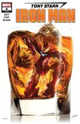 Tony Stark Iron Man Vol 1 8