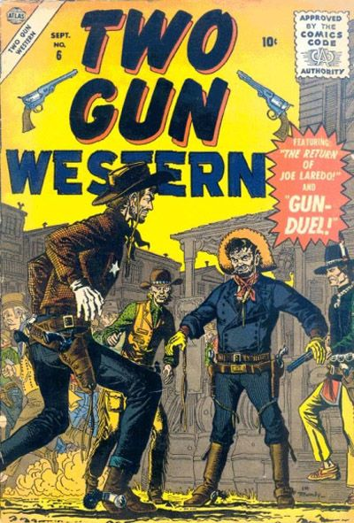 Two-Gun Western Vol 2 6