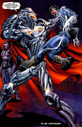 Ultron (Earth-616) and Peter Quill (Earth-616) from Annihilation Conquest Vol 1 3 0001