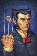 Uncanny X-Men Vol 1 508 Wolverine Art Appreciation Variant Textless