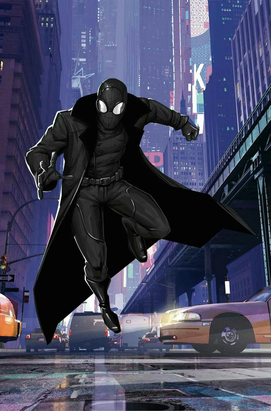 Peter Parker (Earth-TRN703)
