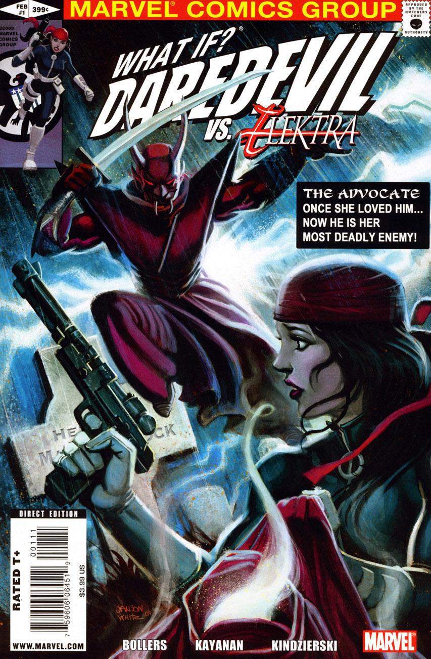 What If? Daredevil Vs. Elektra Vol 1