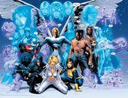 X-Men (Earth-616) from X-Men Phoenix Endsong Vol 1 5 0001