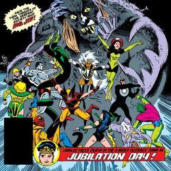 X-Men Annual Vol 1 13