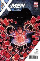 X-Men Blue Vol 1 10