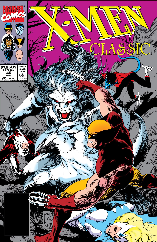 X-Men Classic Vol 1