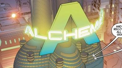 Alchemax (Earth-23291)