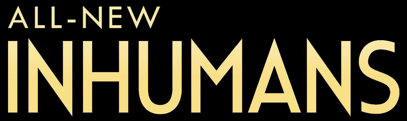 All-New Inhumans TPB Vol 1