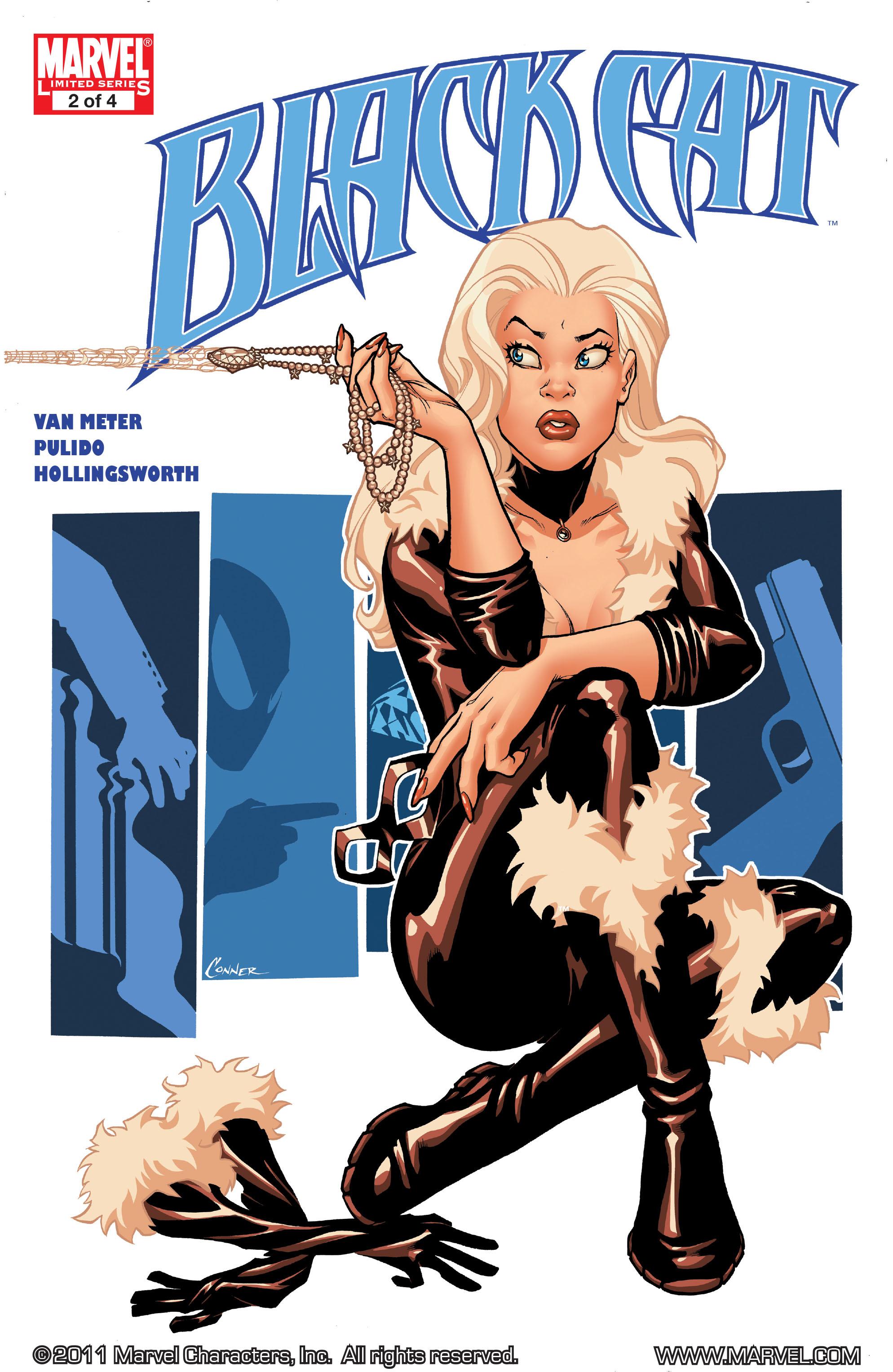 Amazing Spider-Man Presents: Black Cat Vol 1 2