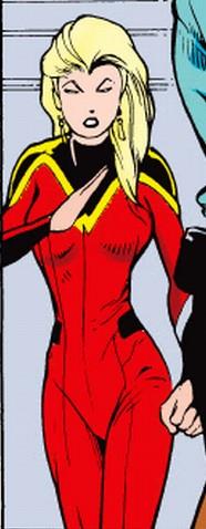 Augusta Seger (Earth-616)