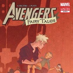 Avengers Fairy Tales Vol 1 2