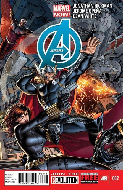 Avengers Vol 5 2
