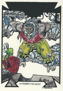 Bruce Banner (Earth-616) from Todd Macfarlane (Trading Cards) 0005