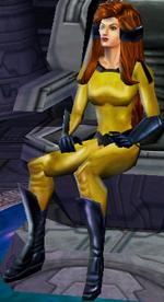 Crystalia Amaquelin (Earth-6109)