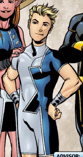 Dallas Gibson (Earth-616)