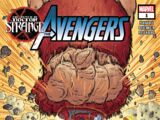 Death of Doctor Strange: Avengers Vol 1 1