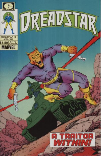 Dreadstar Vol 1 18