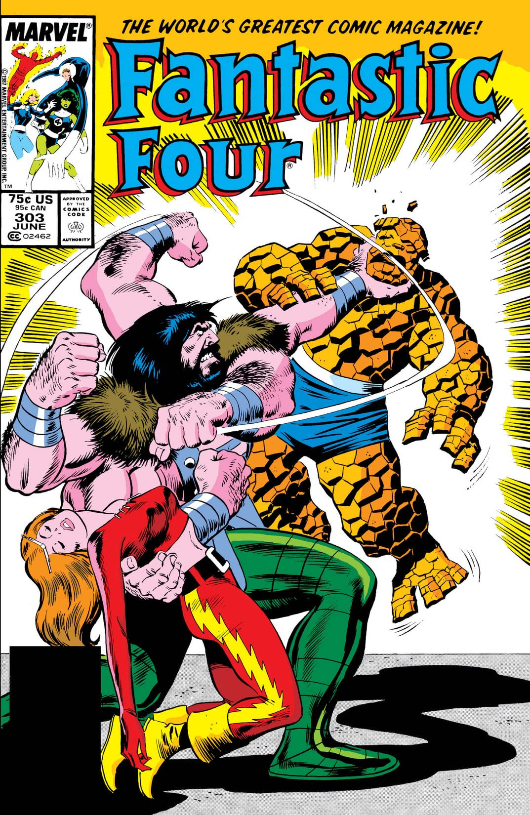 Fantastic Four Vol 1 303