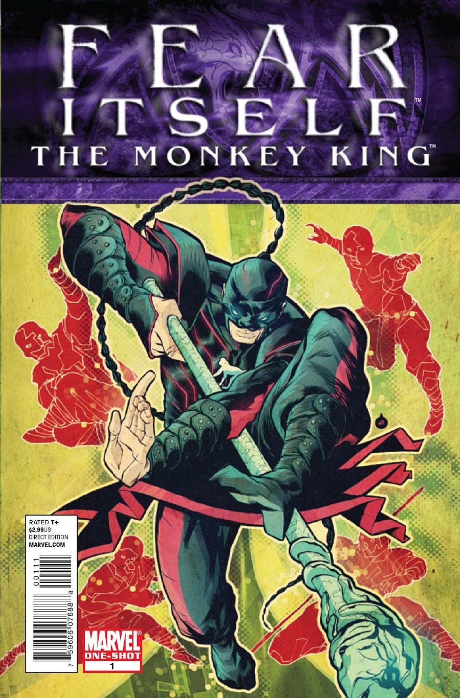 Fear Itself: Monkey King Vol 1