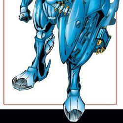 Francis Fanny (Earth-616) from Deadpool Corps Rank and Foul Vol 1 1 0001.jpg