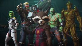 Guardians of the Galaxy (Earth-TRN765)