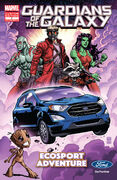 Guardians of the Galaxy EcoSport Adventure Vol 1 1
