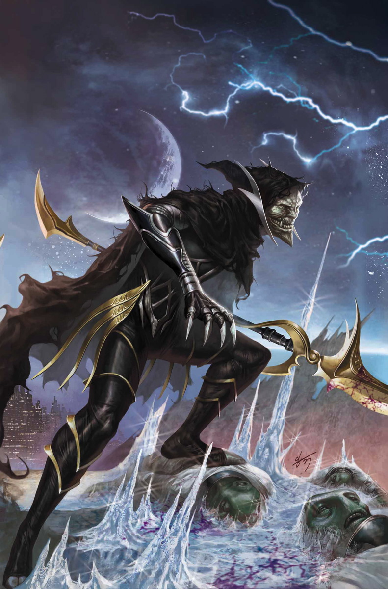 Corvus Glaive (Earth-616)