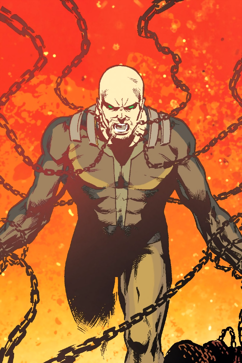 Jack Chain (Earth-616)