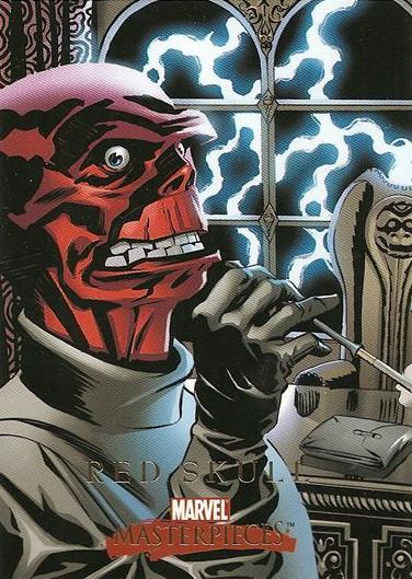 Johann Shmidt (Earth-616) from Marvel Masterpieces Trading Cards 2008 Set 0001.jpg