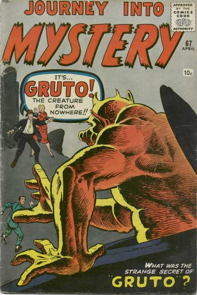 Journey into Mystery Vol 1 67