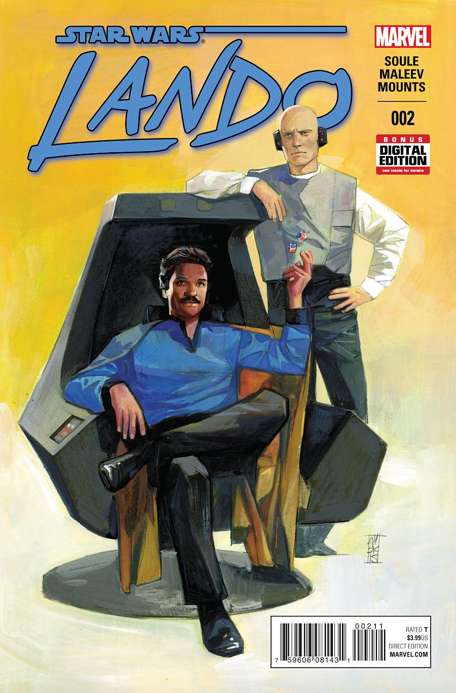 Lando Vol 1 2