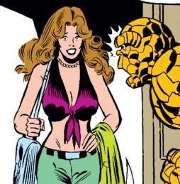 Lorrie Melton (Earth-616)