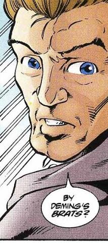 Malcolm Kort (Earth-93060)