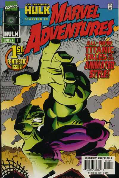 Marvel Adventures Vol 1