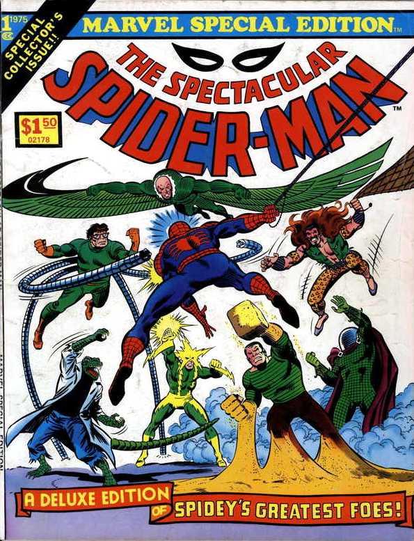 Marvel Special Edition Vol 1