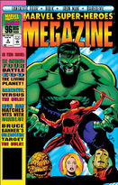 Marvel Super-Heroes Megazine Vol 1 4
