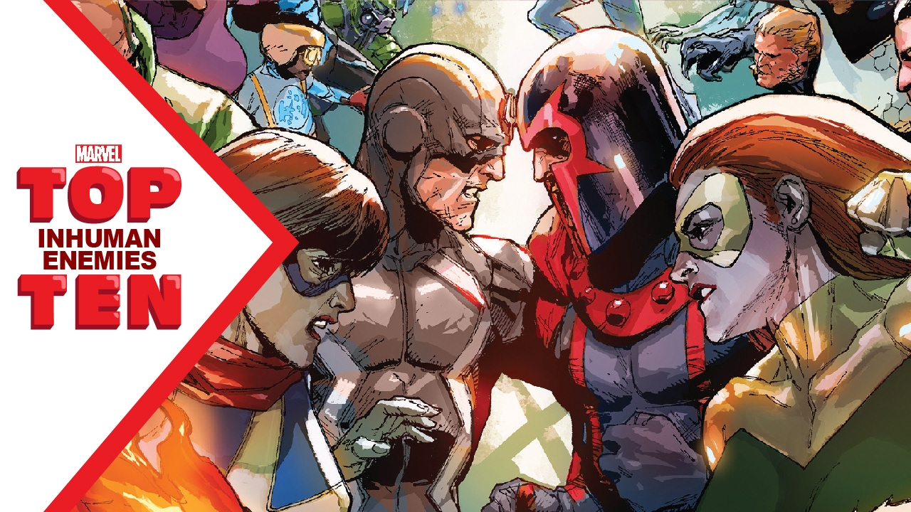 Marvel Top 10 Season 1 22