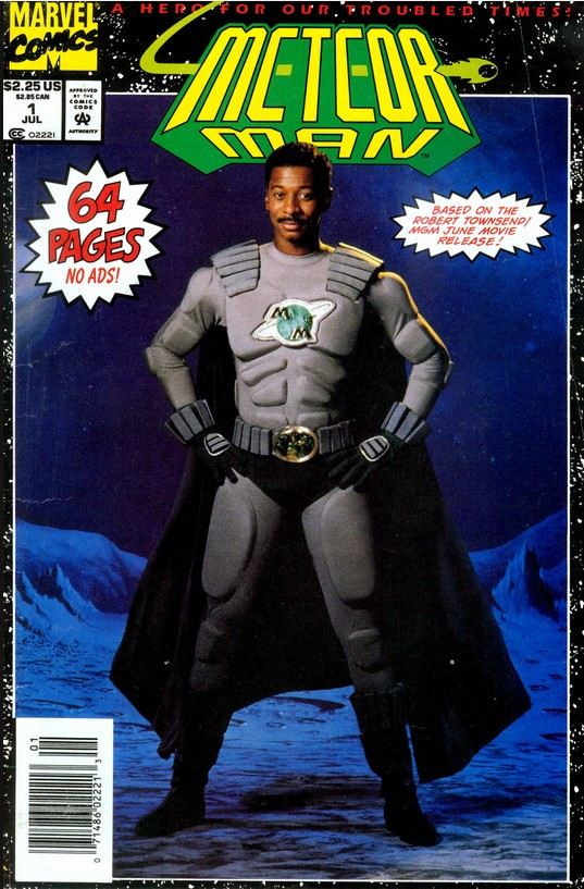 Meteor Man The Movie Vol 1 1