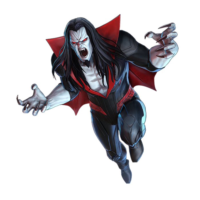 Michael Morbius (Earth-TRN765)