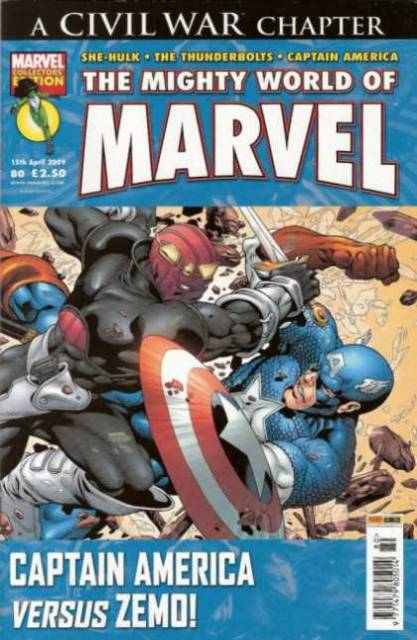 Mighty World of Marvel Vol 3 80
